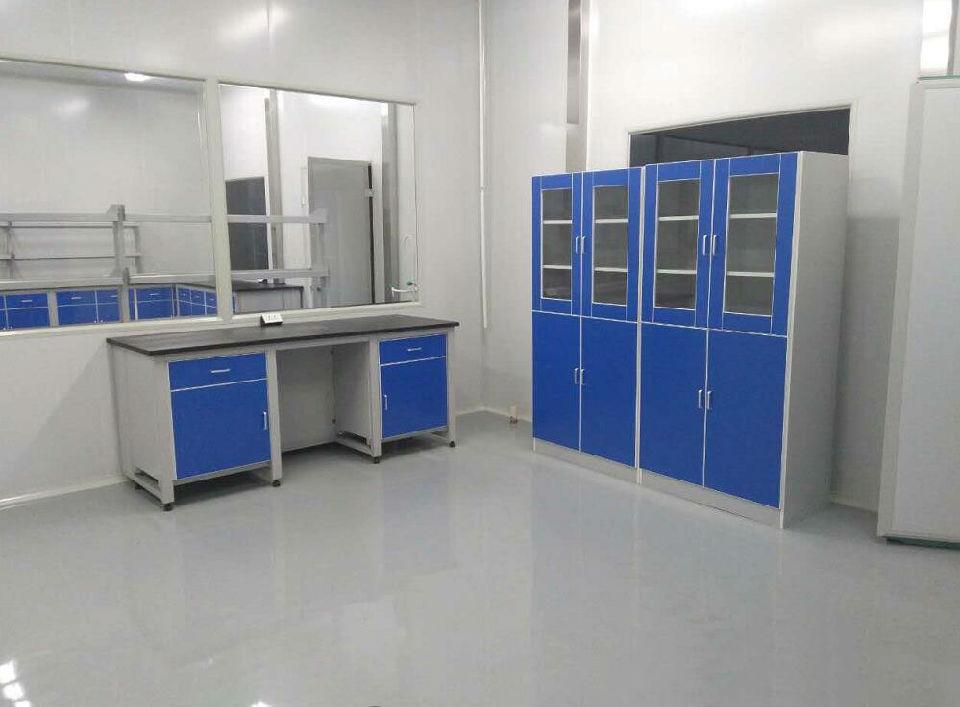 检测实验室设计装修