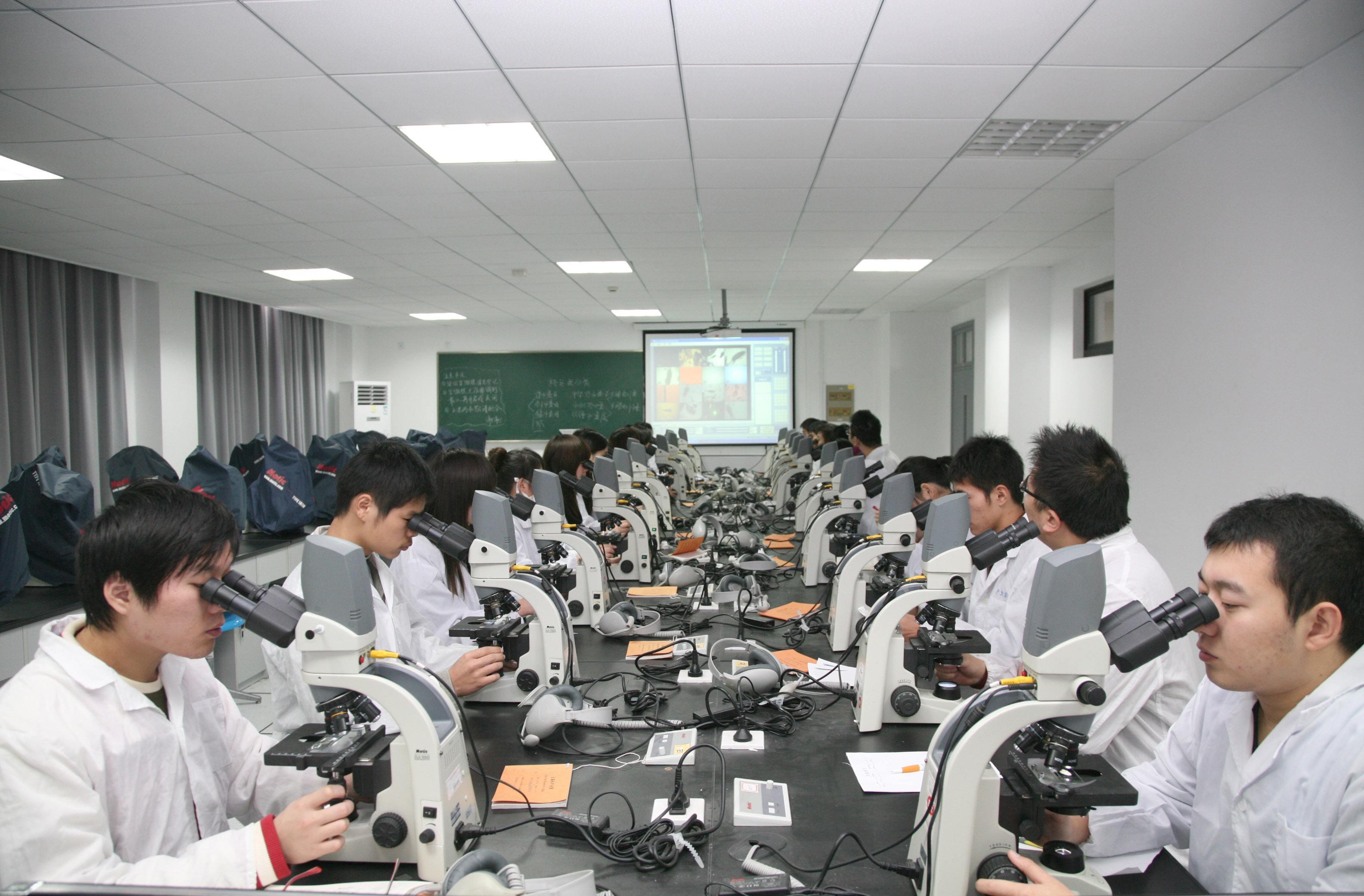 教学实验室装修
