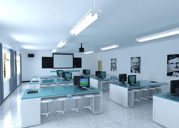 理化生实验室装修