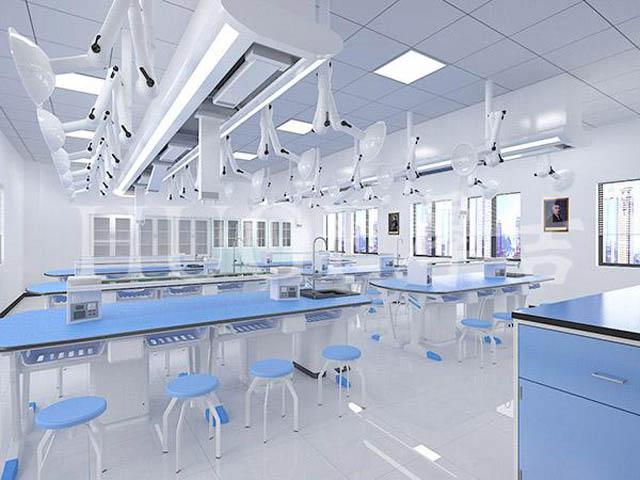 化工实验室装修